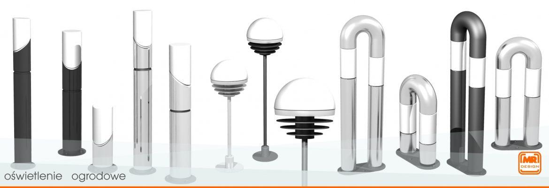 oświetlenie ogrodowe wzornictwo przemysłowe design rutkowski