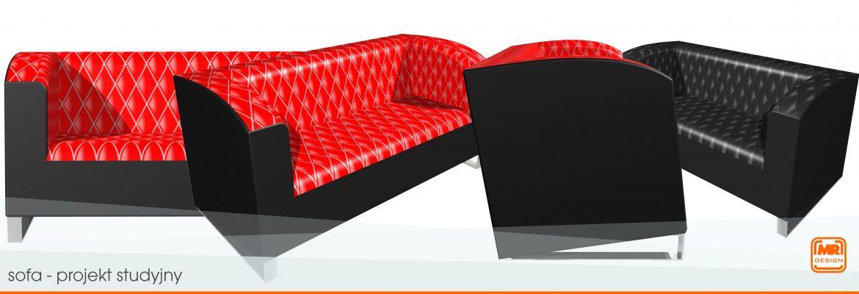 sofa biurowa wzornictwo przemysłowe design rutkowski